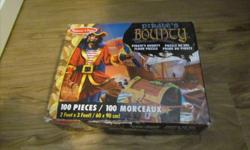 Melissa & Doug pirate floor puzzle. All the pieces are there. Check out my other ads!