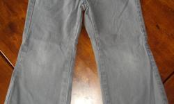 Size 4T adjustable waist slight fading on the knees smoke/pet free home $3