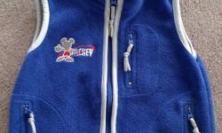 MICKEY MOUSE vest (size 2) Asking  $3