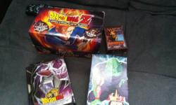 Pokemon Dragon ball Z Magic Marvel All cards are unsorted .. Halos . Mints idk about rares but I have more than 1000$ worth of card collecting !!! This ad was posted with the Kijiji Classifieds app.