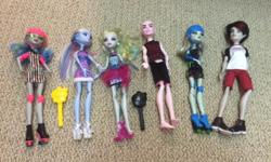 In great shape for the Monster High Lover
