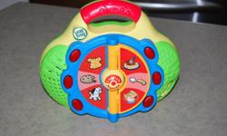 Have various toys for sale. All are in excellent condition. Smoke and pet free home.  Located in Fall River and travel to Dartmouth Crossing and Halifax daily.  Thanks for looking. 1st Pic - Fisher Price, french/english, makes sounds, $102nd Pic:  Fisher
