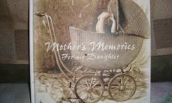 brand new keepsake book $7.00 check other adds