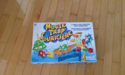 Mouse Trap Board Game in great shape