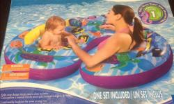 18 - 36 months water fun. Call or text (306)550-4371 I rarely check my emails. Thanks for looking. Stephen