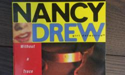Nancy Drew books #1-#24, all in excellent shape.