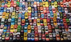 I have over 300 pieces of Nascar Diecast for sale.Most are 1/64 scale, and 24 pieces that are 1/24 scale.These cars are from the 1992 to 2005 seasons.There are also some haulers included.There arte a lot of Jeff Gordon,Jimmie Johnson,Tony Stewart,Dale