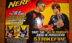 NERF dart tag.  New condition. I have 2  sets for sale.  15.00 each.