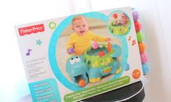 NEW NON SMOKING HOME AGES 6-36 MTHS GREAT GIFT