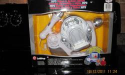 UNOPENED. CAMERA VIDEO KARAOKE. AGES: 4+ RETAILS FOR $ 56.49 INCLUDING TAXES. GREAT X-MAS GIFT!