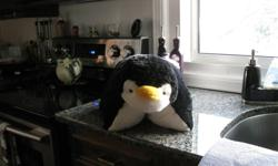 New - Peguin Pillow Pet Smoke and Pet free home Check out my other ads!