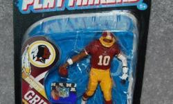 Robert Griffin III NFL Playmakers Series 4 Figurine. $10