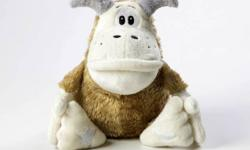 MEET NORBERT.   Norbert is a Nightmare Nibbler and the first Nibbler to arrive on Earth from the Nightmare Nibbler Nation. He is the unique award winning plush toy designed to help kids (3+) manage their night-time fears by gobbling them up!  $24.95 (plus