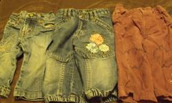 Pants / Jeans & strech pants ? 6-9months  *Jeans/ cords - $2 a pair ? everything else $1 a pair