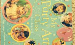 Great craft ideas for children to do at parties and at home. Beautifully illustrated book. Easy to follow.