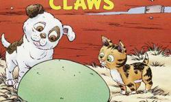 Today's day and age of technology and my 6 year old wants a book for Christmas......and I can't find it. He wants Paws and Claws by Erica Farber. Please let me know if you have a copy you would part with, you name the price.
