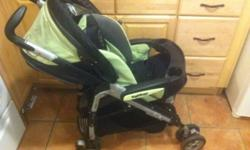 I have a peg perego p3 stroller the frame and mechanics are in good shape I washed the fabrics other than the dome. We purchased it before our baby and ended up finding another one that we use so we are wanting to sell it. This ad was posted with the