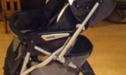 Good versitile stroller. Good shape. Over $600.00 new. 604-832-4282