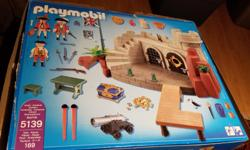 Original box and instructions. Almost every piece, maybe a few extras too! Excellent condition.