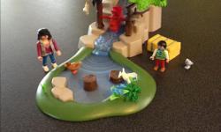 Playmobil Bird Watching River