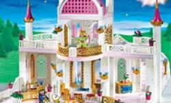 Playmobil Magic Castle 4250   Brand new in box, unopened.  Regular price 179.99 + tax.