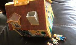Playmobil Take and Play House