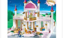 If you are a collector, this is the toy for you. All the pieces are there plus furniture for the castle. My daughter loved building this and rearranging it. Both sets cost me around 200 at the time. This is a a great deal
