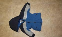 Please Mum winter Jacket 18 mths excellent condition. Fits bigger. Smoke free home. Asking $15