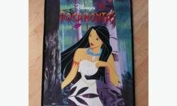 """Pocahontas framed print. Measures 16"""" x 20"""""""