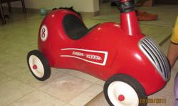 Selling Radio Flyer car contact 204-979-7009
