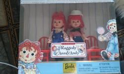 Barbie Classics, Kelly and Tommy as Ann and Andy.