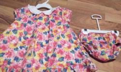 Ralph Lauren dress; new with tags. Size 9 months. Two available; $8 each Pick up in Cole Harbour or arrange to meet in Dartmouth