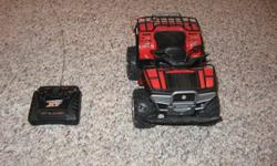 I have 7 remote control vehicles for $70 or individually as listed below: Quad - $10 Trike (doesn't use a remote) - $10 Spy Car (with built in and Glasses) - $15 Robot (tons of actions) - $15 Tyco Airblade - $15 Monster Truck - $10 Snowmobile - $15 Email