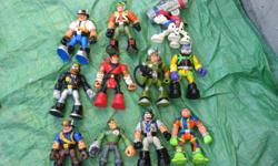 rescue rangers lot 11 pieces all for $25 great condition