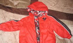 size 3 reversable jacket