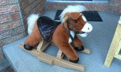 Rockin' Pony Very clean Seat is 13 inches off the ground Length: 25 inches $10