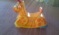 Selling rocking horse, great condition. Only phone calls please