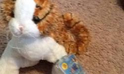 I have two brand new webkinz for sale they still have the codes and everything This ad was posted with the Kijiji Classifieds app.
