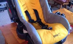 Expiry 2014 instructions avail via email Rear facing for for infant: 5-22lbs. 19-29inches Model: 22-325COBL GB1B Safety first designer 22 Manufacture date: 2008/05/22 This ad was posted with the Kijiji Classifieds app.