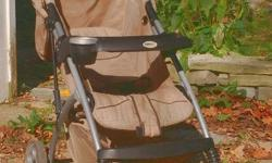 For sale : - safety first stroller (used but indestructible), - matching safety first baby car seat (good until 2014), - babybjorn carrier (the best baby carrier on the market !), - baby vibrating bouncy chair (like new). pet/smoke free home pickup in