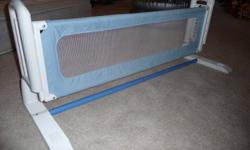 safety rail for bed Slides under mattress $ 30 obo Call 250-417-2925