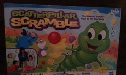 Scatterpillar Scramble game in good condition.