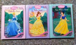 So cute! Disney princess books This ad was posted with the Kijiji Classifieds app.