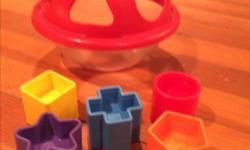 $5 each shape sorter toys Pls see my other ads for more toys