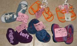 Size 1 Shoes I have TONS of Shoes available in sizes 1-12. All shoes are in excellent, Like-New Condition. Prices vary please zoom in on picture for more info. Individual pictures are not provided. . From a smoke free Home (not a store) All 400+ of my