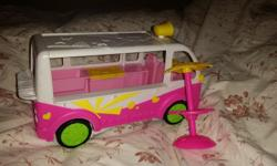 Doesn't come with any shopkins characters. Pet and smoke free home.nw Lakeridge pickup. Price firm.