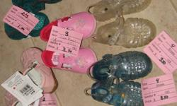 Sizes 2-4 Shoes I have TONS of Shoes available in sizes 1-12. All shoes are in excellent, Like-New Condition. Prices vary please zoom in on picture for more info. Individual pictures are not provided. . From a smoke free Home (not a store) All 400+ of my