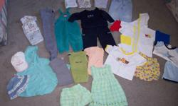 Girls Size 2 Clothing Each picture is $20.00. Lots of Great Clothing in each picture. Smoke Free Home. Please see my other ads for more sizes