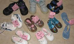 Size 5 Shoes I have TONS of Shoes available in sizes 1-12. All shoes are in excellent, Like-New Condition. Prices vary please zoom in on picture for more info. Individual pictures are not provided. . From a smoke free Home (not a store) All 400+ of my