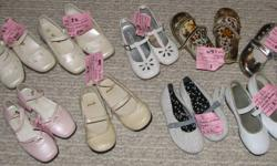 Size 8 Shoes I have TONS of Shoes available in sizes 1-12. All shoes are in excellent, Like-New Condition. Prices vary please zoom in on picture for more info. Individual pictures are not provided. . From a smoke free Home (not a store) All 400+ of my